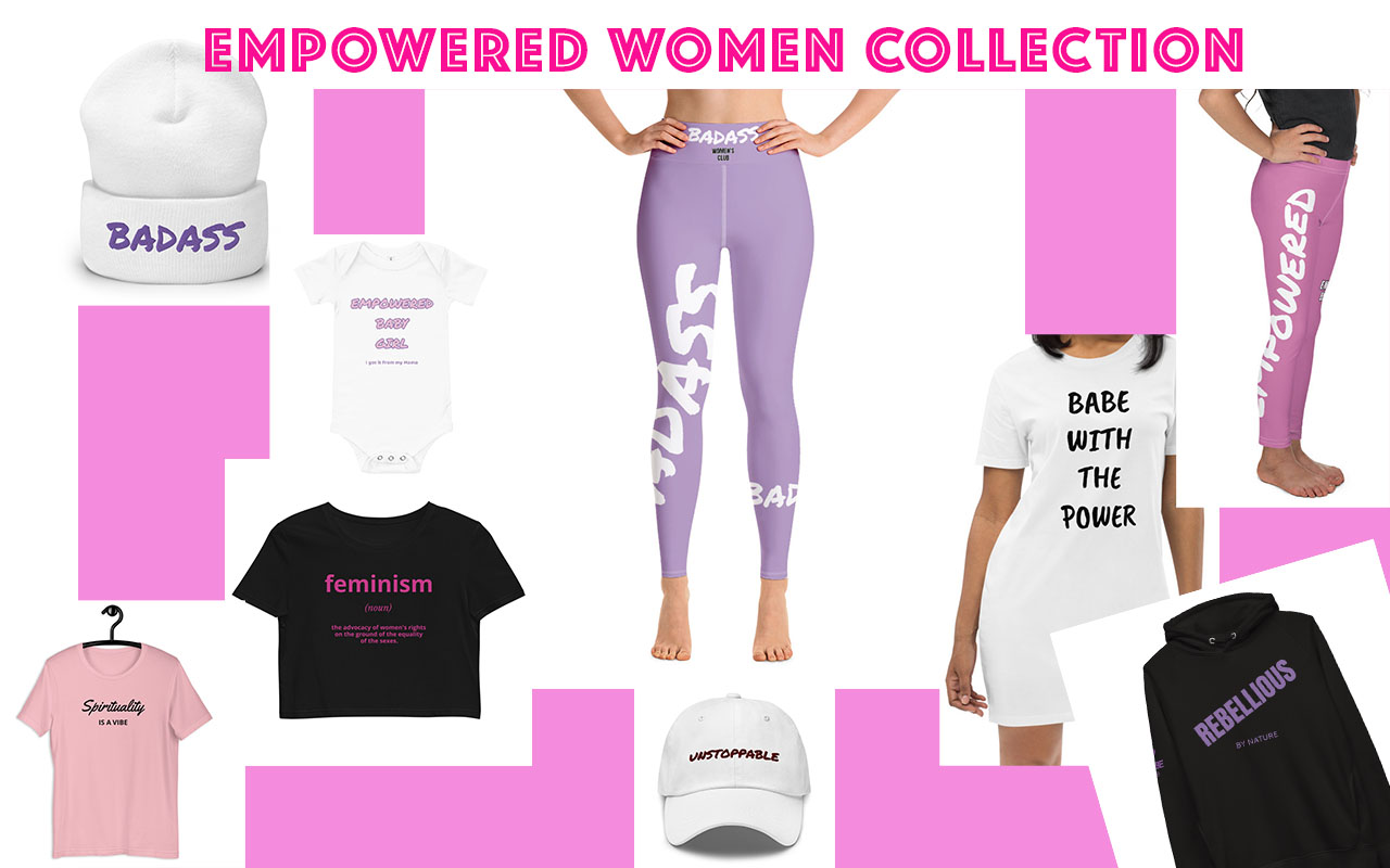 Dress to feel empowered, not to impress!
