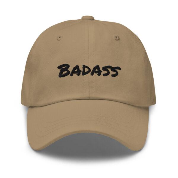 Badass Cap Dad Hat