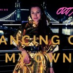 Blog Post about a live performance of the song Dancing On My Own in front of Tower Bridge in London
